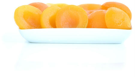 canned apricot halves from Greece